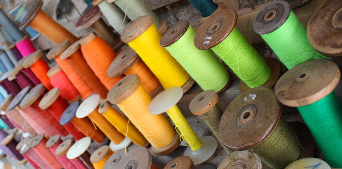Bobines de laine