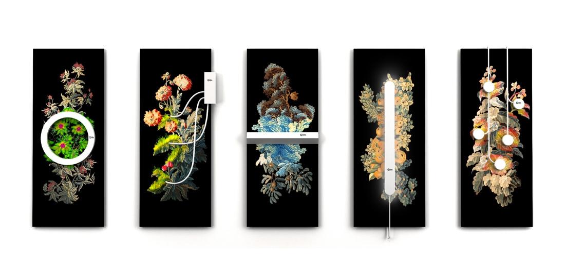 Nouvelles verdures d'Aubusson, Quentin Vaulot & Goliath Dyèvre, Grand Prize 2013, digital model