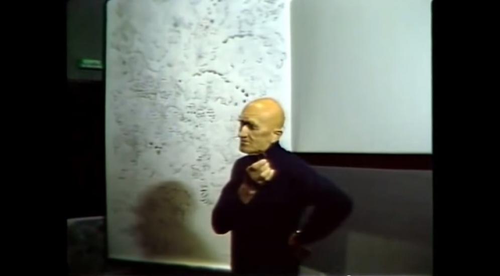 Les jeudis de la tapisserie : Dom Robert (1982), vidéo 1/2
