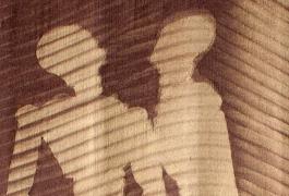 Shadows, d'après Man Ray