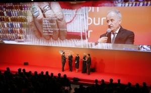 La Cité reçoit le prestigieux prix Liliane Bettencourt pour l'intelligence de la main® - Parcours 2018