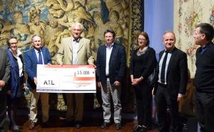 ATL Production s'engage auprès de la Cité internationale de la tapisserie