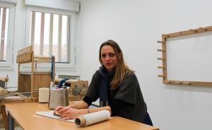 Des textiles lumineux prennent vie dans les Ateliers de la Cité