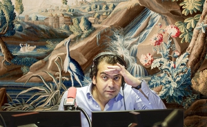 La matinale de France Inter en direct de la Cité de la tapisserie
