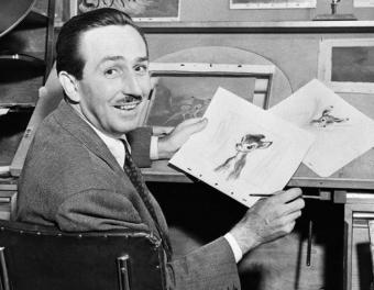Dans la tête de Walt Disney