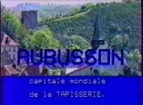 Aubusson, les techniques de la tapisserie. Réal. C.-Y Leduc, 1992, 11 min.
