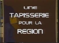 Aubusson en Limousin, une tapisserie pour la Région. Le processus de fabrication d'une tapisserie dans le cadre d'une commande publique. Réal. J. Lefèvre, 1989, 13 min.