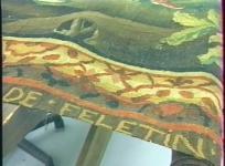 Aubusson-Felletin, pôle textile. La tapisserie d'Aubusson : préparation du tissage, dessin, techniques de tissage, création contemporaine,restauration. Réal. J. Lefèvre, 1996, 14 min.