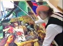 La tapisserie, un art architectural. Documentaire sur la réalisation de la tapisserie de Sautour-Gaillard