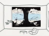 Architectes, décorateurs, et si un grand tissage pouvait réinventer l'espace ? La Cité de la tapisserie accompagne les projets d'édition. Réal. Citron Bien, 2014, 2 min 23.