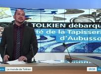 Aubusson tisse Tolkien à la Cité de la tapisserie, reportage de Gwenola Berriou et Nicolas Chigot