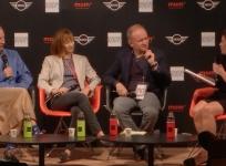 Table ronde à l'occasion de l'édition 2019 de Maison et Objet, avec Emmanuel Gérard (Directeur de la Cité de la tapisserie) et Amélie-Margot Chevalier (Galerie Chevalier-Parsua