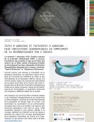 Deux Indications Géographiques pour le tapis et la tapisserie d'Aubusson (communiqué)