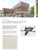 La Cité lance son appel à création 2016 - communiqué